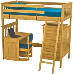 Crate Designs Canadian Solid Wood furniture, see:  www.crate.ca