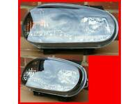 Mk4 golf front and rear lights