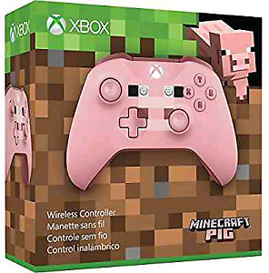 Xbox Minecraft Limited Edition Controller
