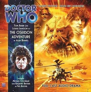 The Oseidon Adventure, Alan Barnes