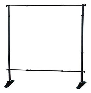 Display Stand PVC pipe for Trade-show/craft-fair