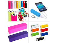 Mini Compact Portable Mobile Phone Emergency USB Charger Bank Charge Anywhere iPhone Galaxy More