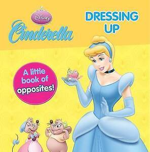 Very Good, Disney Mini Board Books - Princess - Cinderella: Dressing Up, , Book