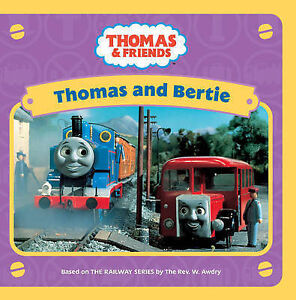 Thomas and Bertie by Egmont UK Ltd (Board book, 2007)