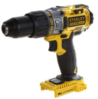 NEW STANLEY FatMax 18V Li-Ion Hammer Drill Driver SKIN (FMC625B)