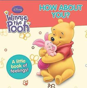 "Disney Mini Board Books - ""Winnie the Pooh"": How About You?, , Very Good Book"