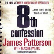 Audio Books CD James Patterson