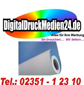Digitaldruck - Plakatpapier - Blueback - für Solvent + UV + Latex Drucker