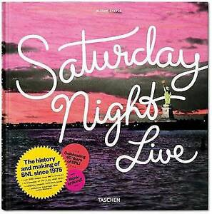 Saturday Night Live. The Book by Alison Castle (Hardback, 2015)