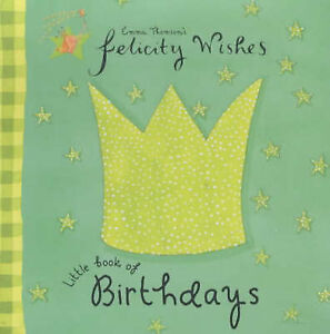 Felicity Wishes Little Wish Book Birthda...