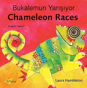 Chameleon Races (English–Turkish) (Chameleon series)-ExLibrary