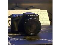 CANON PowerShot SX410 IS 20.0MP Digital Camera