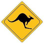 Australien Aufkleber