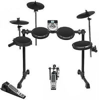 NEUF* DRUM ELECTRIQUE* ALESIS DM7 SESSION KIT*
