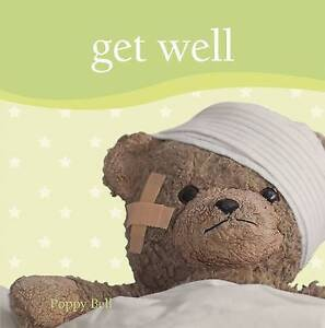 Get Well (Occasions), Bell, Poppy, Very Good Book