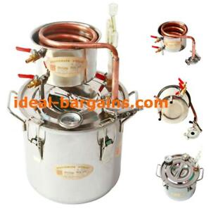 ALCOHOL WINE LIQUOR DISTILLER  HOME BREW EQUIPMENT -  6 SIZES - FREE SHIPPING
