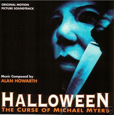Halloween:The Course Of Michael Myers-1995-Soundtrack-CD