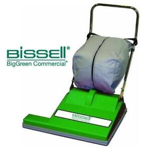 NEW BISSELL COMMERCIAL VACUUM - 114078999 - Extra Wide Vacuum Cleaner  Janitorial Supplies  Floor Care