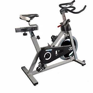 FREE SHIPPING - BRAND NEW BODYBREAK SPINNING BIKE IN BOX! WITH A 40 LB. FLYWHEEL AND A COMPUTER
