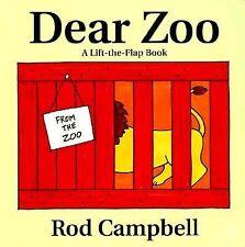 Dear Zoo: A Lift The Flap Book Classic Board Book - Campbell, Rod - Board book