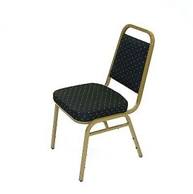Black Banquet Chairs For Hire £1.99 Each