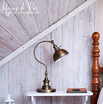 You can use wooden planks to add texture to wall or ceiling. (image: Maison de Pax)