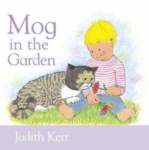 Mog-In-The-Garden-Collins-Baby-And-Toddler-GOOD-Book