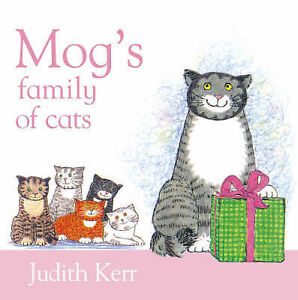 Mogs-Family-of-Cats-Collins-Baby-Toddler-Judith-Kerr-Used-Good-Book