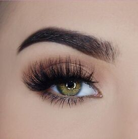 Brand new lovely lily ( l ) 3D long thick eyelashes only £5