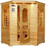 BS-9315 - New Far Infrared Sauna