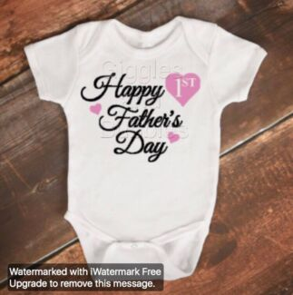 Father's Day Onsie