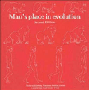 Very Good, Man's place in evolution (Natural History Museum Publications), Briti
