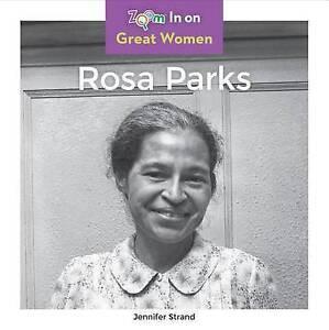 Rosa Parks by Strand, Jennifer 9781680792256 -Hcover