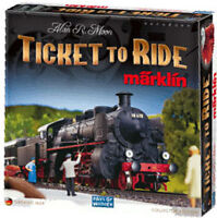 Ticket To Ride - Marklin Available at Teddy N Me Board Games