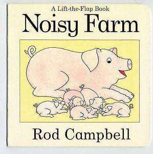 Noisy-Farm-Campbell-Rod-New-Book