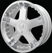 20 inch Chrome Wheels