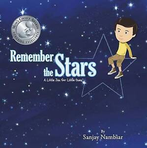 Remember the Stars: A Little Zen for Little Ones by Sanjay Nambiar (Hardback,...