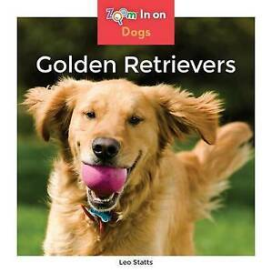 Golden Retrievers by Statts, Leo -Hcover