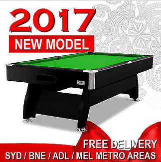 New Display Pool Table with Accessories $299.99 ONLY