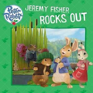 Jeremy Fisher Rocks Out By Unknown, Author -Paperback