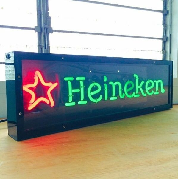 Sale Novelty Neon Light Box Eunos Geylang Paya Lebar