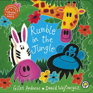 Rumble-in-the-Jungle-by-Giles-Andreae-David-Wojtowycz-Board-book-2009