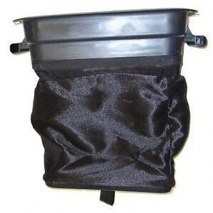 SOFT GRASS CATCHER CONTAINER BAG FOR LAWN TRACTOR