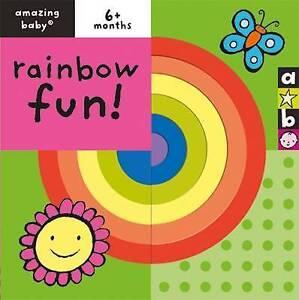 Rainbow Fun (Amazing Baby), Emma Dodd
