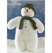 Toy Knitting Patterns Snowman