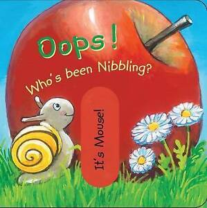 Oops! Who's Been Nibbling? By Flad, Antje