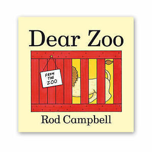 Dear Zoo by Campbell, Rod ( Author ) ON Mar-06-2009, Hardback Campbell, Rod Very