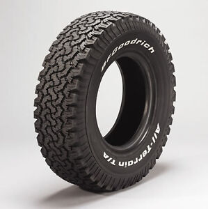 4 X NEW 31X10.5R15 BF GOODRICH ALL TERRAIN T/A TYRES BFG