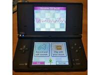 Nintendo DSI console with 5 games and charger / cash or swaps