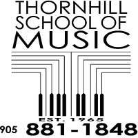 SINGING lessons at the Thornhill School of Music